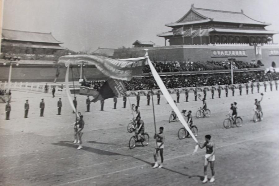 64 жилийн өмнөх Улаанбаатар-Бээжин чиглэлийн дугуйн аяллыг сэргээнэ