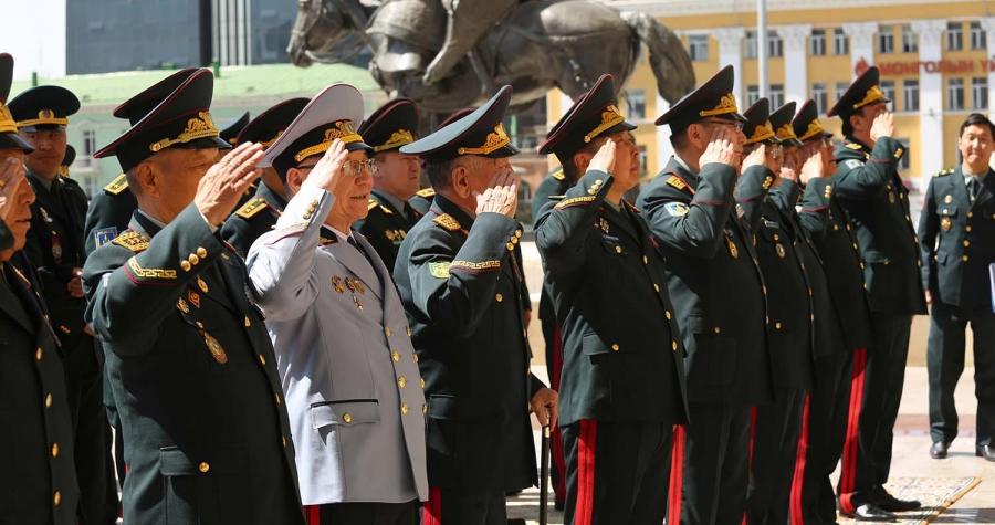 Монгол Улсад генерал цол бий болсны 74 жилийн ойг тэмдэглэнэ