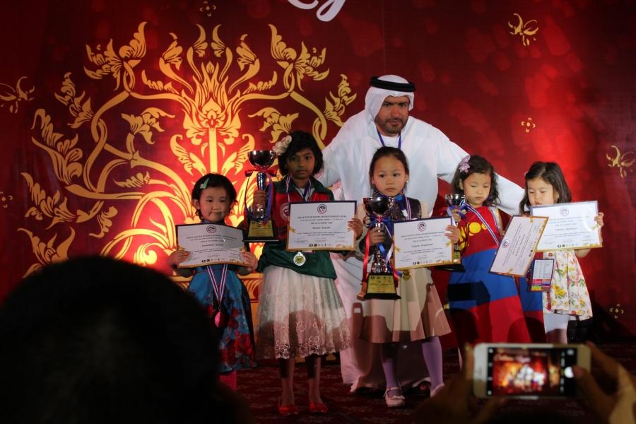Зургаан настай шатарчин охин М.Ялгуун Азийн тивийн аварга болов