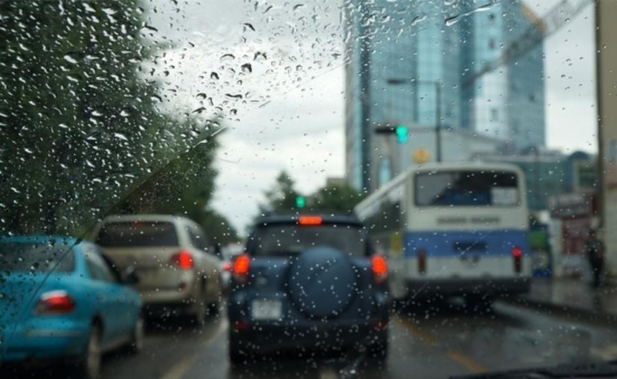 Улаанбаатарт бороотой, 15-17 хэм дулаан