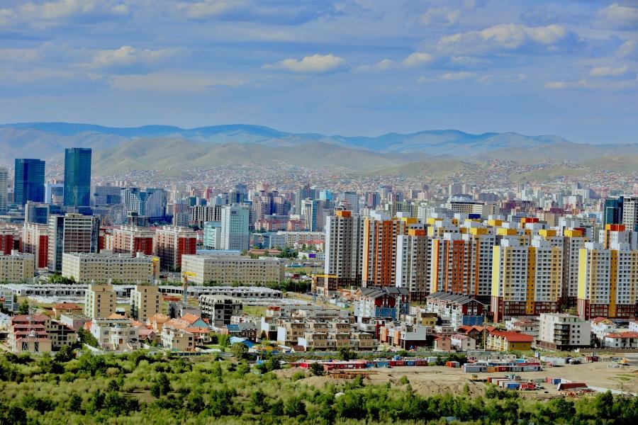 Улаанбаатарт Хөх хотын нэрэмжит гудамж байгуулна