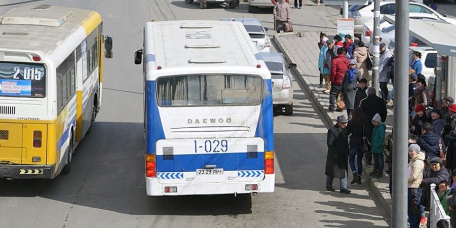 Монелийн нийтийн тээврийн чиглэлийн замналд өөрчлөлт орууллаа