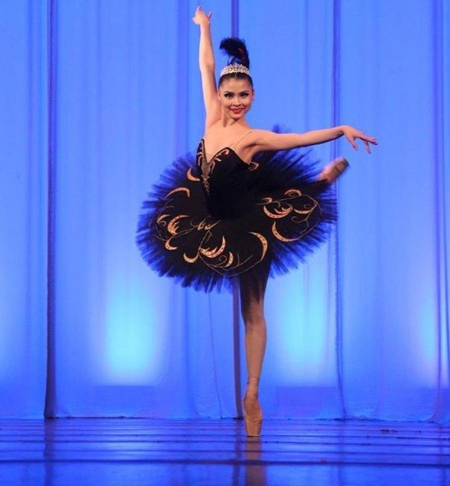 О.Анужин балетын олон улсын уралдаанд түрүүлэв
