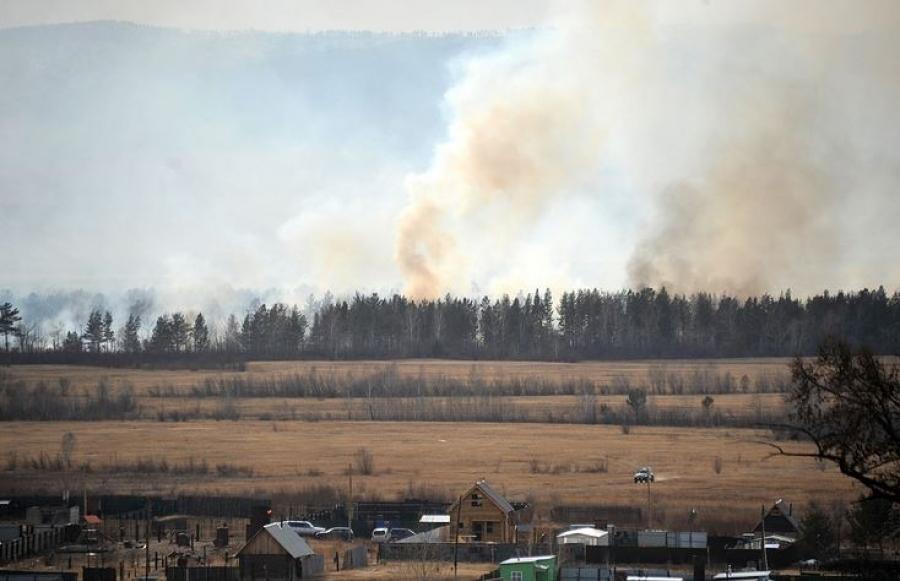 Сэлэнгэ аймагт гарсан түймрийг унтраахаар 250 гаруй хүн ажиллаж байна