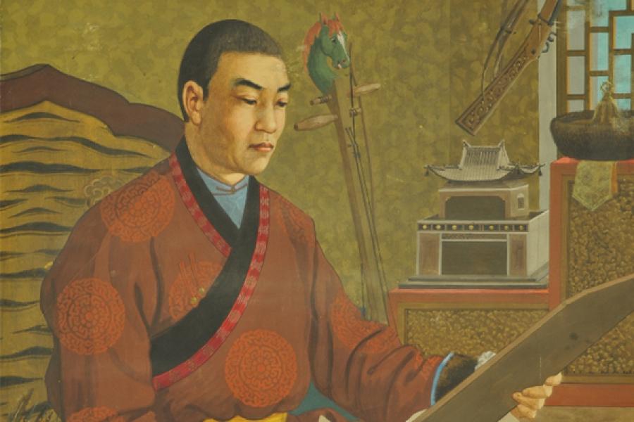Дэлхийд танигдсан Монголын хоёр дахь хүн