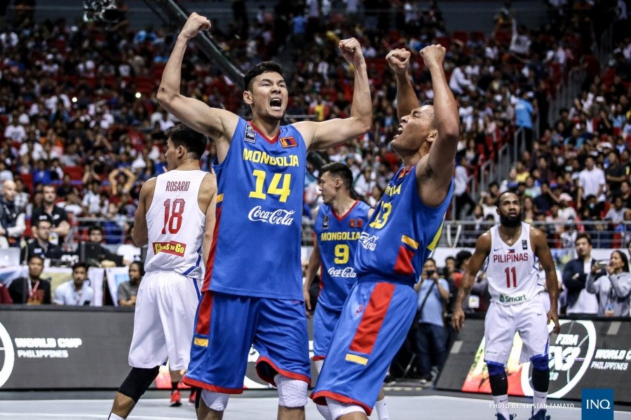 ДАШТ: Манай сагсчид Филиппиний багийг хожлоо