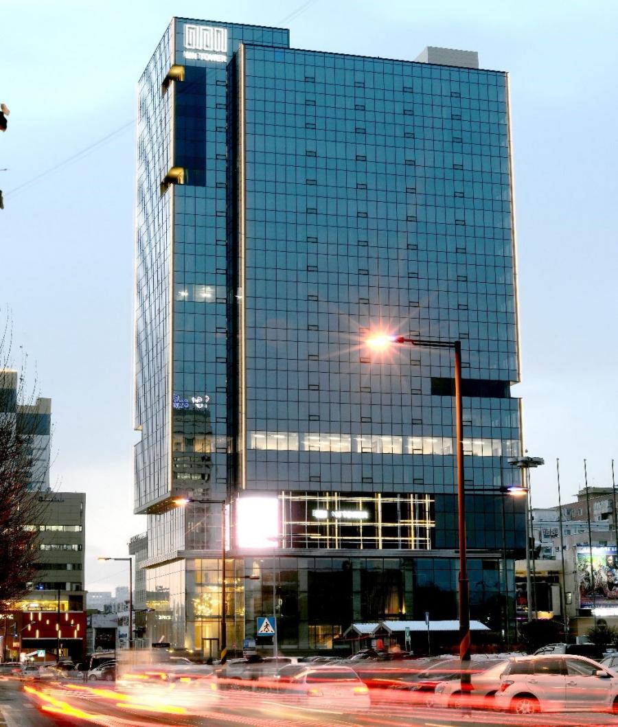 MN Tower - Уул уурхайн үндэсний ассоциаци