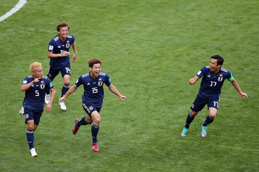 ДАШТ 2018: Япончууд Колумбийн багийг буулгаж авлаа
