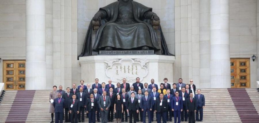 Гамшгийн эрсдэлийг бууруулах Азийн сайд нарын бага хурал эхэллээ