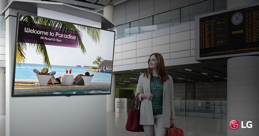LG Electronics ирээдүйн хотын дүр төрхийг танилцуулж байна
