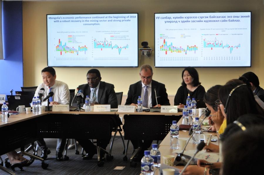 Монгол Улсын эдийн засгийн өсөлт 6.1 хувьд хүрч, огцом сэргэжээ