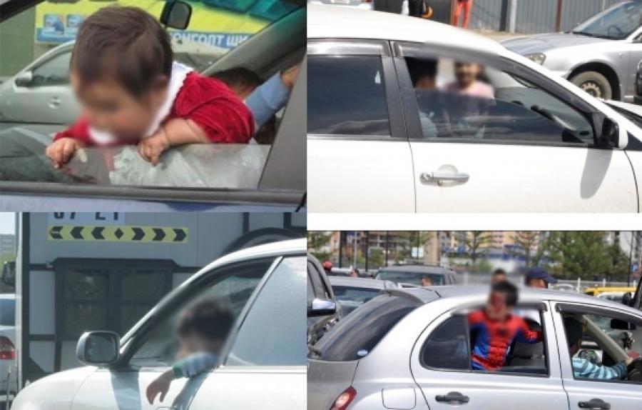 Хүүхдийн аюулгүйн тээвэрлэлтэд хяналт тавьж байна