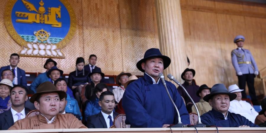 Х.Баттулга: Мөнх тэнгэрийн хүчин дор Монгол Улс цэцэглэн хөгжих болтугай