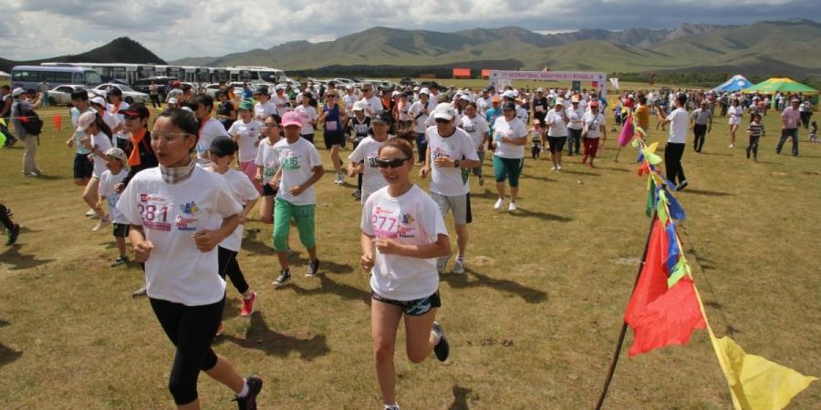 """""""Тал нутгийн Монгол"""" олон улсын марафон болно"""