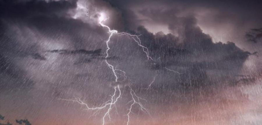 Нутгийн төв хэсгээр усархаг аадар бороо орно
