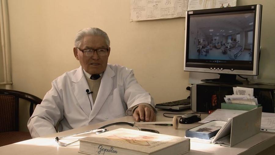 Төрийн шагналт, Ардын эмч Ж.Хайрулла бурханы оронд заларчээ
