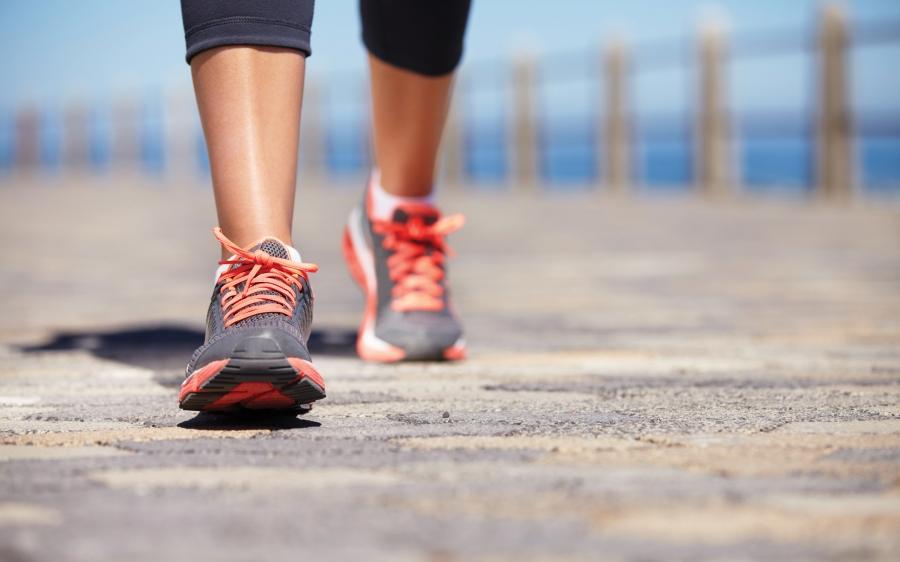 Эрүүлийг хүсвэл явган алх