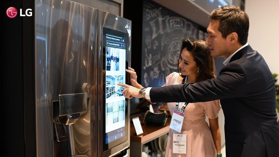IFA 2018 үзэсгэлэнгийн оролцогч LG Electronics-ийн хиймэл оюун ухаантай гэр ахуйн цахилгаан бүтээгдэхүүний тухай