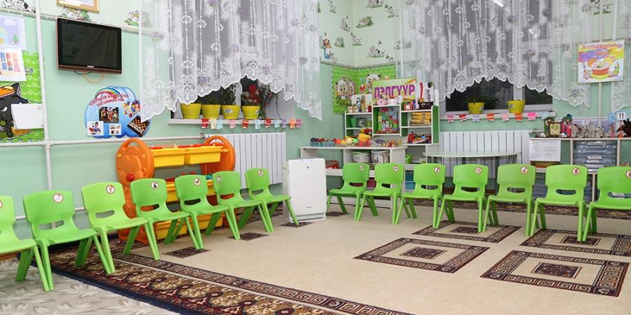 Шивээ-Овоо суманд цэцэрлэгийн хүүхдүүд хоолонд хорджээ