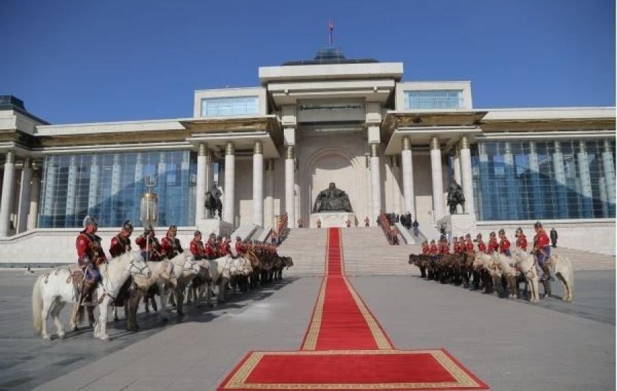 Чингис хааны мэндэлсэн өдөртэй, Ерөнхий прокурор М.Энх-Амгалангийн зангарагтай долоо хоног