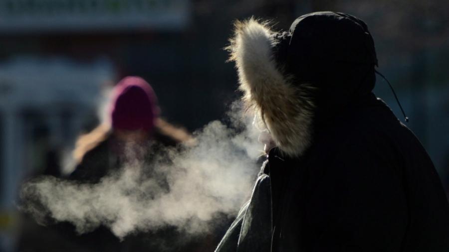 Улаанбаатарт 4-6 хэм хүйтэн