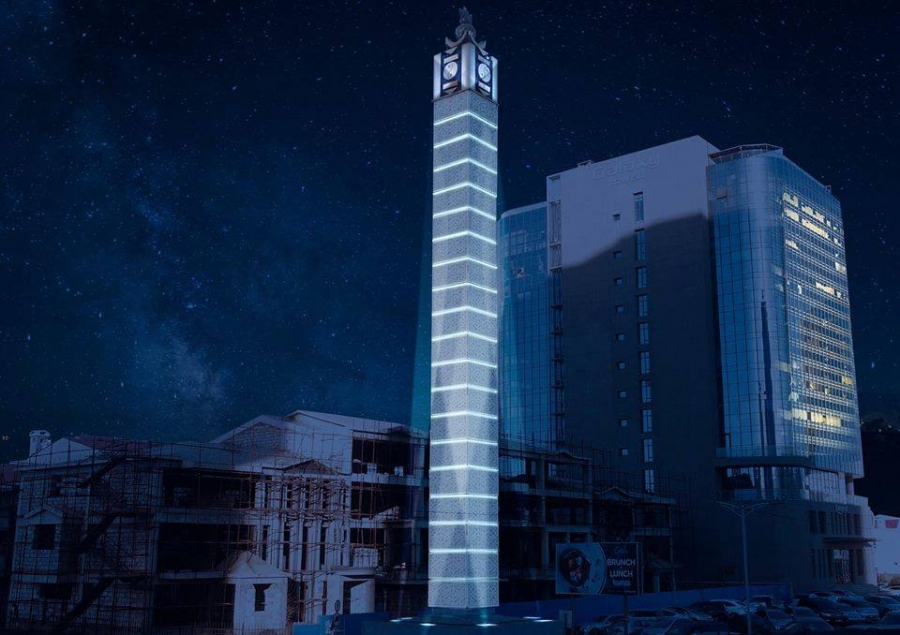 21 барилгын фасадыг гэрэлтүүлэв