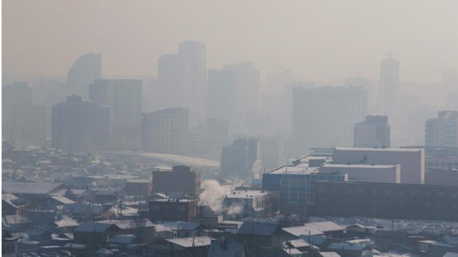 Хотын агаар бүхэлдээ бохирдолтой байна