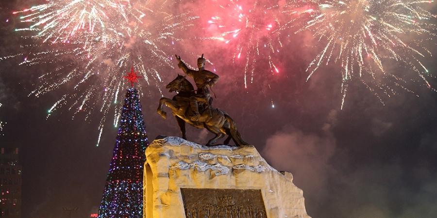 Шинэ жилийн баярын түүх