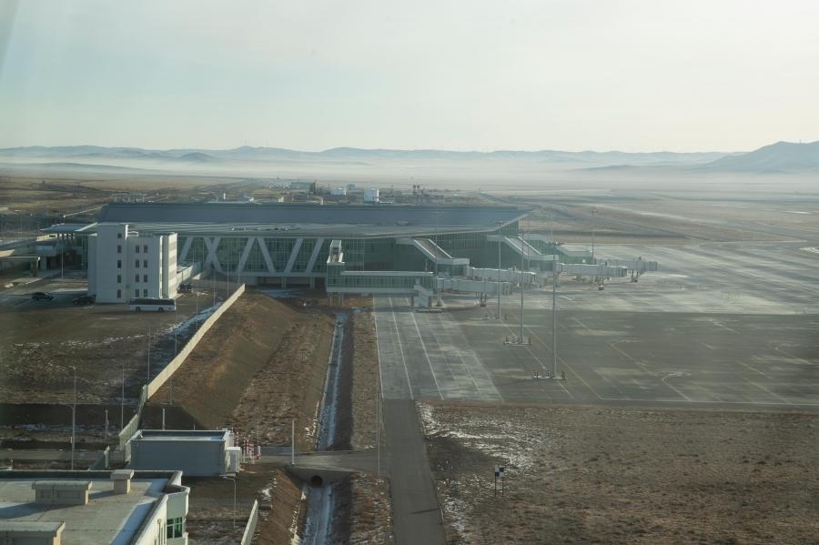 Шинэ нисэх буудлын орчимд 600 айлын орон сууц барина