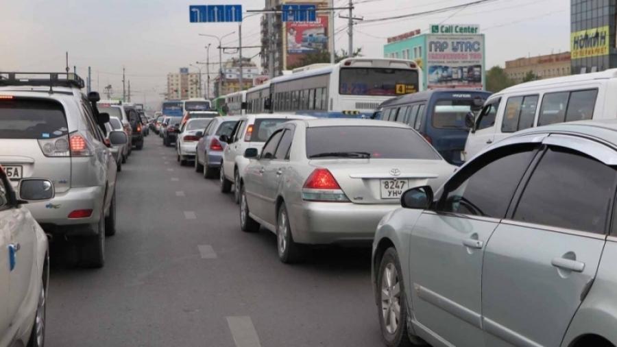 Өнөөдөр 1,6-аар төгссөн тээврийн хэрэгсэл замын хөдөлгөөнд оролцохгүй