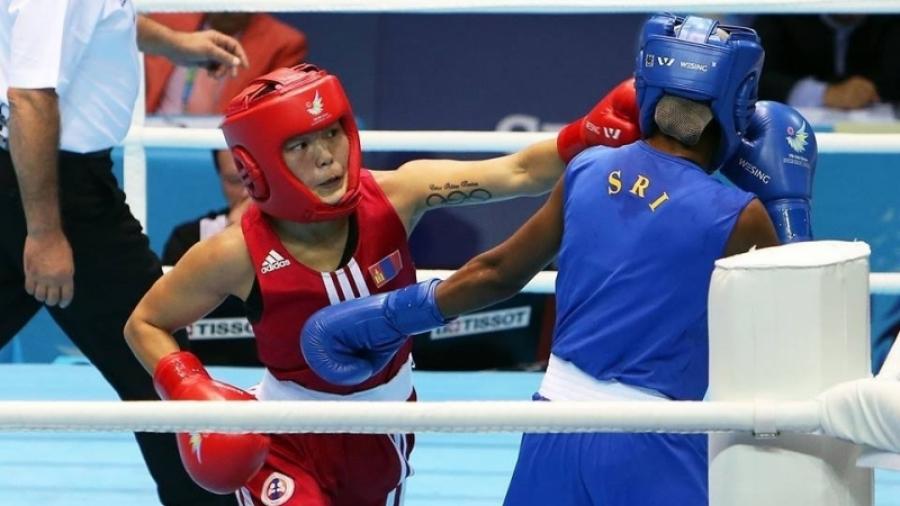 М.Нандинцэцэг тэргүүтэй дөрвөн боксчин дэлхийн чансаанд багтав