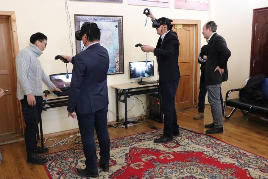 Эрдэнэ Зуу музей виртуал үзмэртэй боллоо