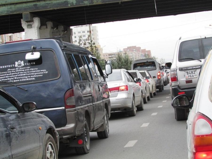 Сондгой тоогоор төгссөн дугаартай тээврийн хэрэгсэл хөдөлгөөнд оролцоно