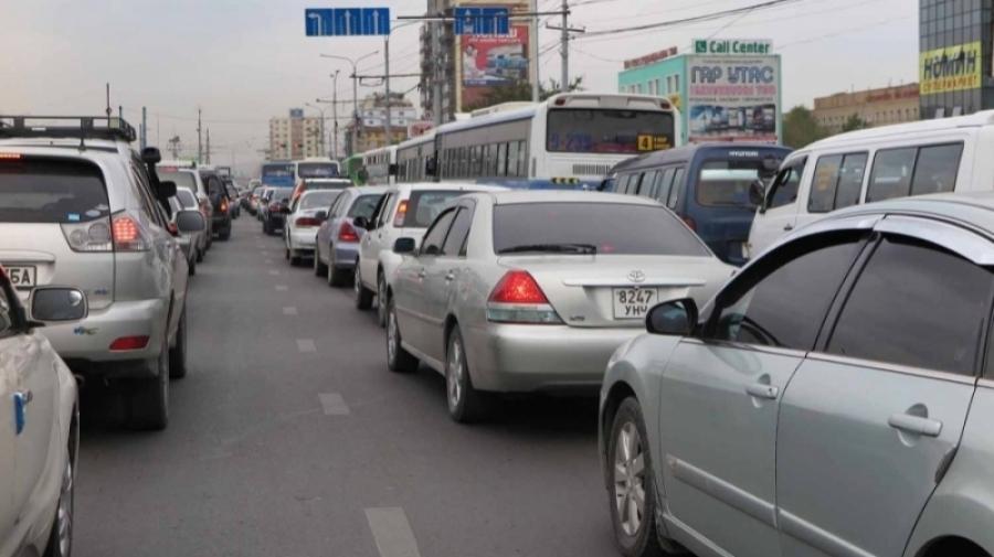 Өнөөдөр 1, 6 тоогоор төгссөн автомашин замын хөдөлгөөнд оролцохгүй