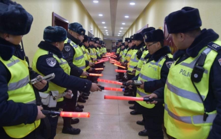 Өнөөдрөөс эхлэн цагдаагийн байгууллагын 810 алба хаагч үүрэг гүйцэтгэнэ