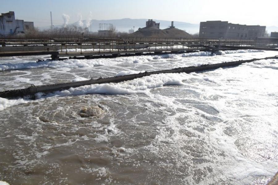 Төв цэвэрлэх байгууламж хоногт 160,000 метр/куб бохир ус хүлээн авдаг