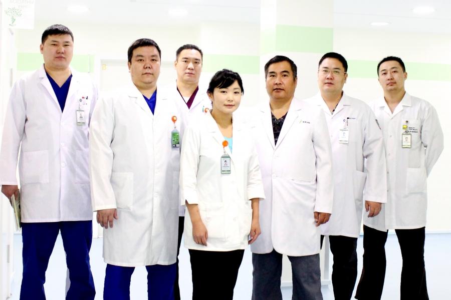 ГССҮТ-ийн эмч нар шинэ хагалгаа нэвтрүүллээ