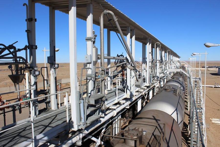 Энэ онд 8.15 сая баррель газрын тос олборлон, экспортод гаргана