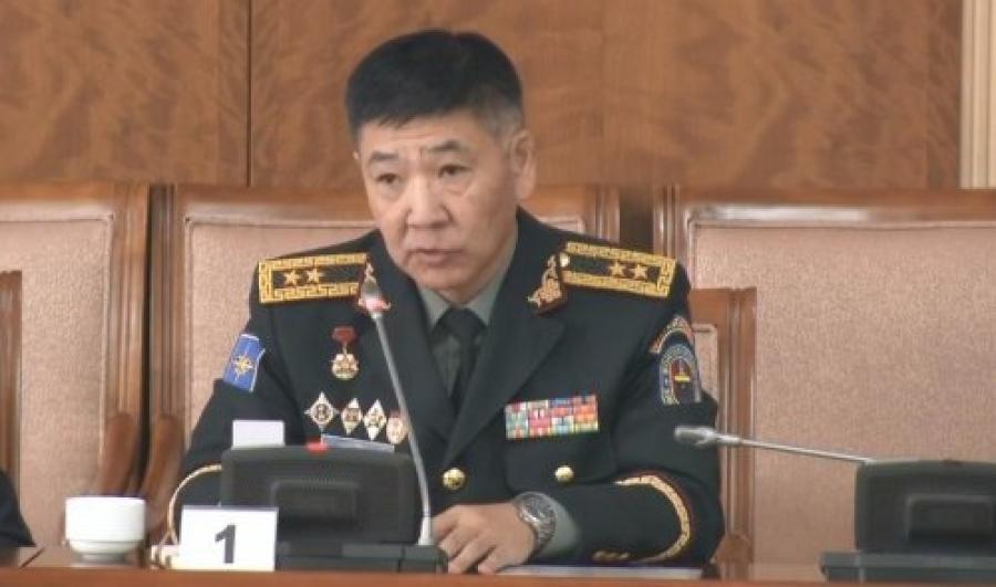 ЗХЖШ-ын даргаар генерал А.Ганбатыг томилохыг дэмжив