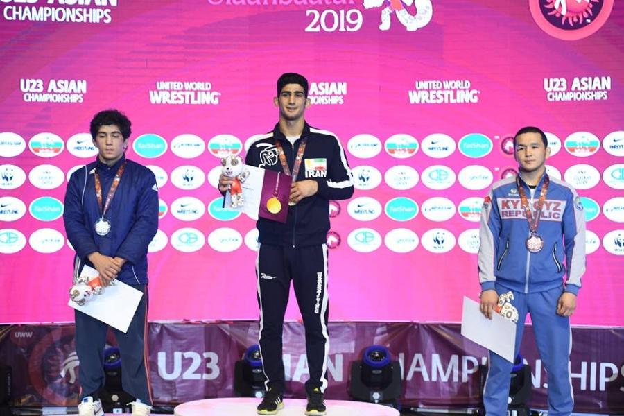 Насанд хүрэгчдийн Азийн аварга шалгаруулах тэмцээн үргэлжилж байна
