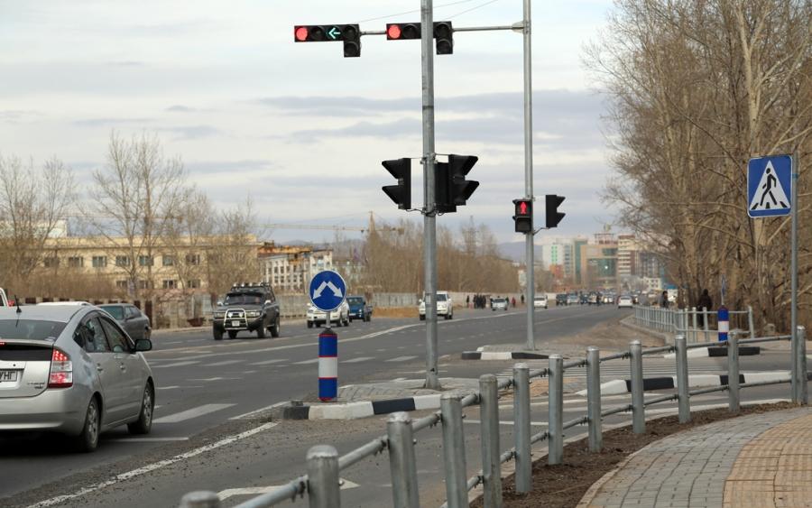 Улаанбаатарын замын хөдөлгөөнийг бүрэн зогсооно
