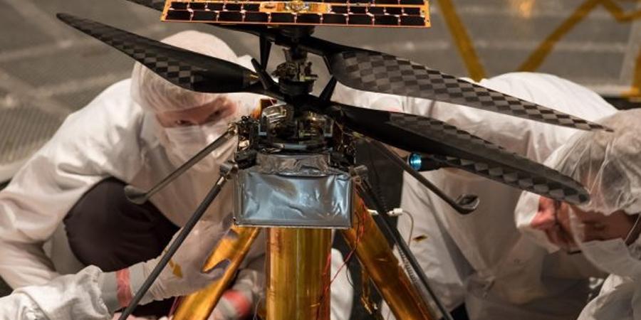 Ангараг руу илгээх төхөөрөмжөө туршлаа