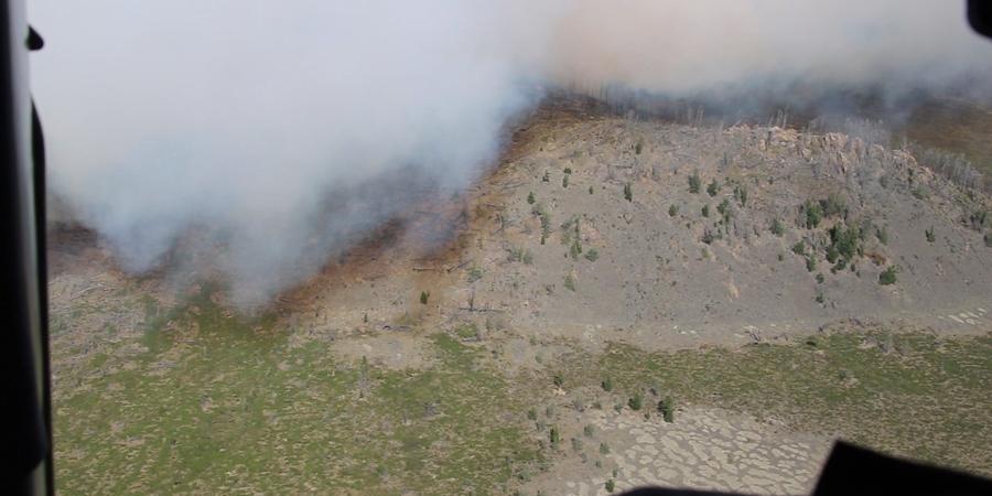 Ихэнх нутгаар хуурайшил ихтэй түймрийн эрсдэлтэй байна