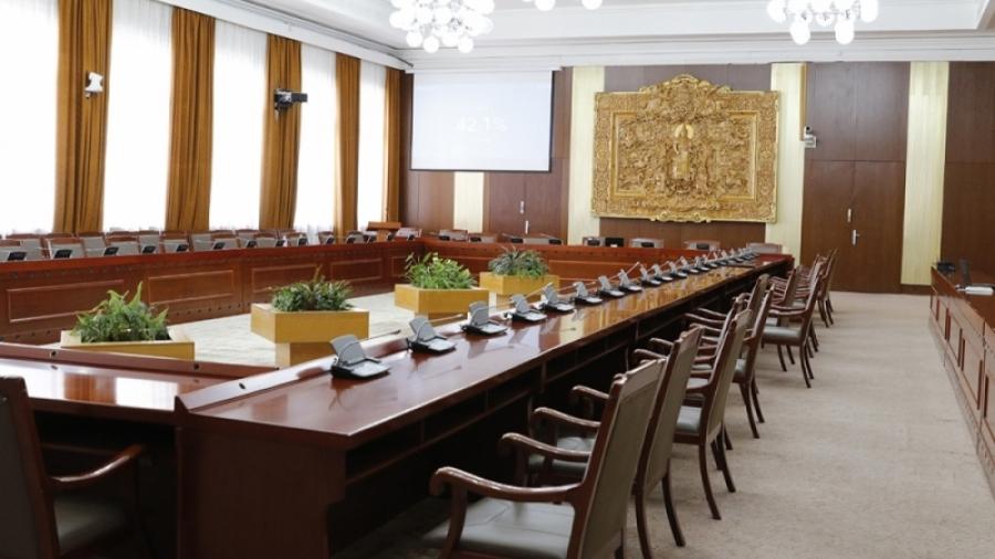 Үндсэн хуульд оруулах нэмэлт, өөрчлөлтийн төсөл боловсруулах ажлын хэсэг хуралдана