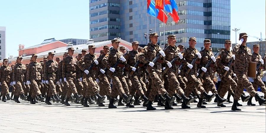 2019 оны нэгдүгээр ээлжийн цэрэг татлага энэ сарын 3-5-ны өдрүүдэд болно