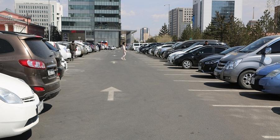 Сүхбаатарын талбайн авто зогсоол амралтын өдрүүдэд иргэд, олон нийтэд үнэ төлбөргүй үйлчилнэ