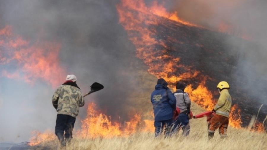 ОХУ-аас дахин ой хээрийн түймэр орж иржээ
