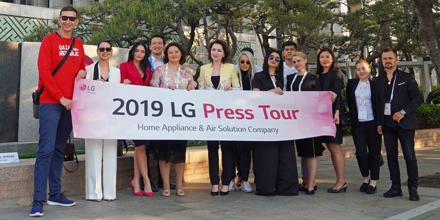 LG Electronics сүүлийн үеийн гэр ахуйн цахилгаан бараагаа Дундад Азийн орнуудын хэрэглэгчиддээ танилцууллаа