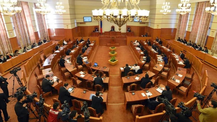 Улс төрийн соёлгүй Монгол