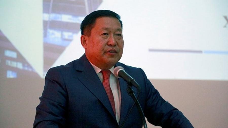 Монгол Улсад банкны салбар үүсч хөгжсөний 95 жилийн ойн баярын мэндчилгээ